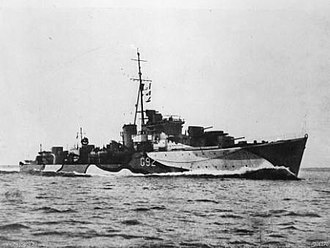 Otto Becher - HMAS ''Quickmatch'', under the command of Commander Otto Becher from 1944 to 1945