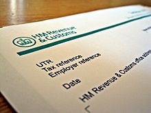 UK Tax return (Wiki)