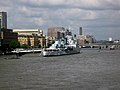 HMS Belfast Thames London - panoramio.jpg