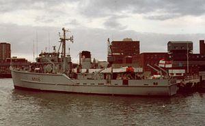 HMS Wilton (M1116) - HMS Wilton