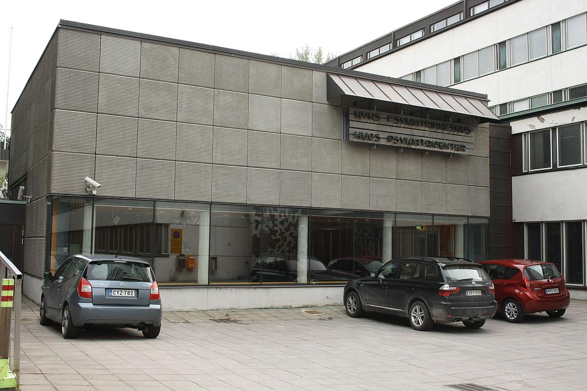 Psykiatriakeskus Helsinki