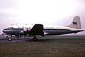 HZ-AAW C-54E Saudi Arabian A-l LHR 03APR64 (5562378294).jpg