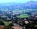 Hacia San Miguel,por Apastepeque, vista desde el cerro Las Delicias,Sn Esteban Catarina. - panoramio.jpg