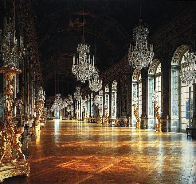 قصر فرساي في باريس 638px-Hallofmirrors.