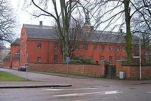 Halmstad Castle - Image: Halmstads slott