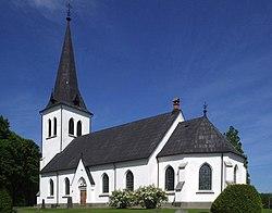 Halna kyrka, den 9 juni 2006.JPG