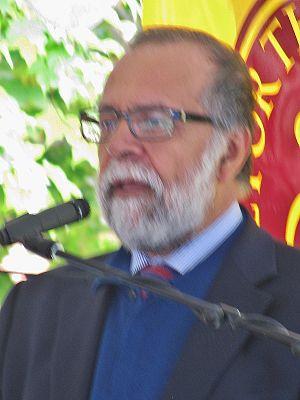 Hamid Dabashi - Image: Hamid dabashi 9007