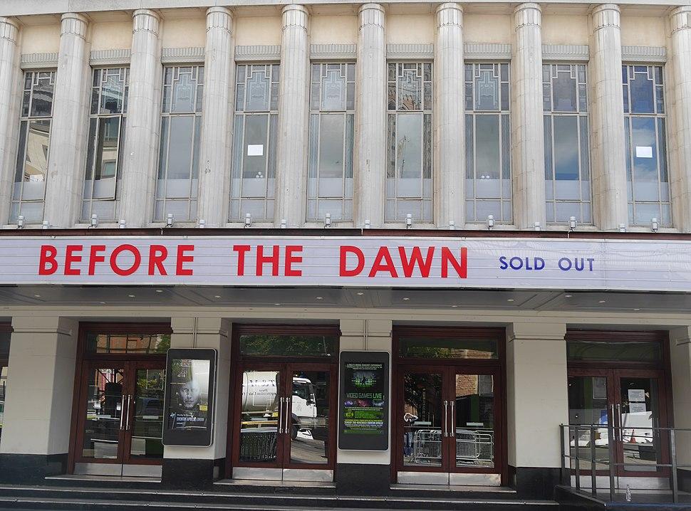 Hammersmith Apollo, London 05