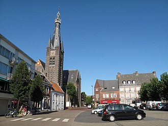 Hamont-Achel - Image: Hamont, kerk foto 3 2009 08 31 17.43