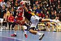 Handball-Testspiel- ASV Hamm - Bundeswehr-Nationalmannschaft (10570496046).jpg