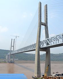 Hanjiatuo Yangtze River Bridge.JPG