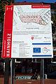 Hannover Schulenburger Landstraße 6 8 10 12 Figurinenplatz Infotafel Herzlich willkommen in Hainholz.jpg
