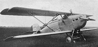 Hanriot HD.15 - Image: Hanriot HD.15 L'Aéronautique June,1922