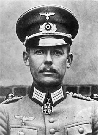 Hans-Karl Freiherr von Esebeck - Image: Hans Karl Freiherr von Esebeck