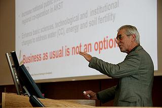Hans Rudolf Herren Swiss entomologist