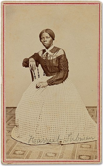 Harriet Tubman - Tubman in the late 1860s