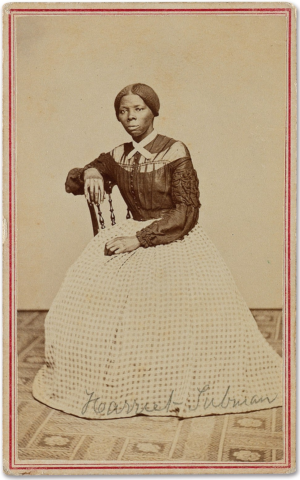Harriet Tubman c1868-69