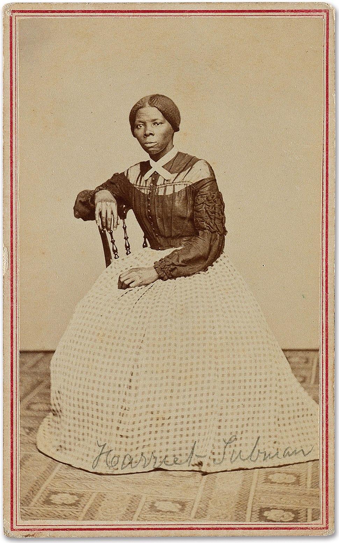 Harriet Tubman c1868-69