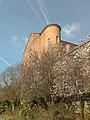 Harrington Mill and Cherry Blossom - geograph.org.uk - 1204259.jpg