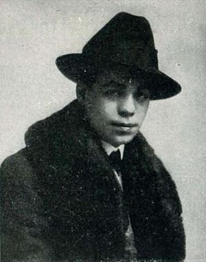 Harry Carroll - Image: Harry Carroll Aug 1919 Tatler