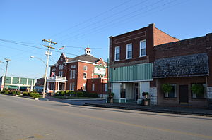 Hartsville, Tennessee - Downtown Hartsville