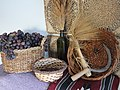 Harvested grapes with barley.jpg