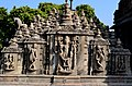 Hatheesing jain temple(Carvings).JPG