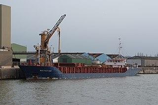 Port of Brussels port in Belgium