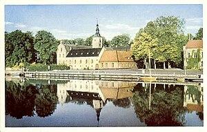 Halmstad - Halmstad Castle, 1941
