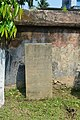 Headstone of Mary Arnold in Dutch Cemetery, Chinsurah (02).jpg