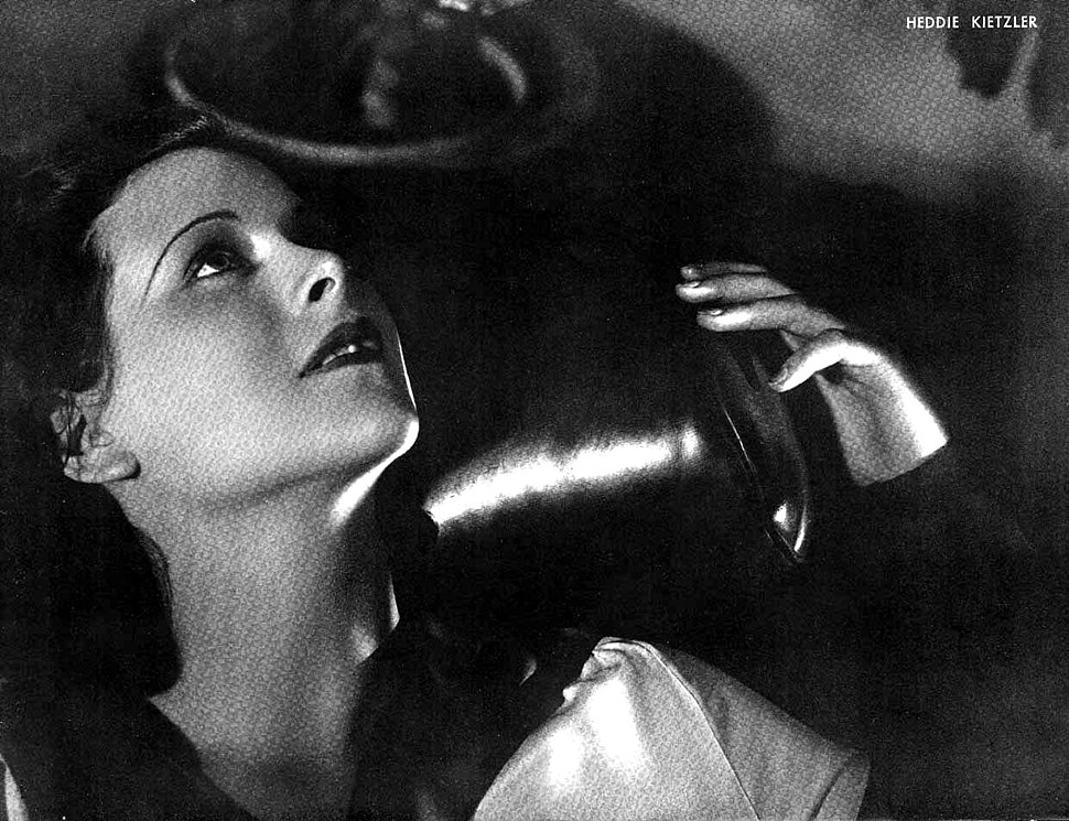 Hedy Lamarr Argentinean Magazine AD