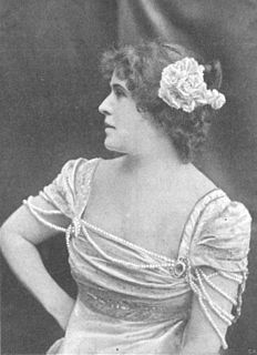 Helene Odilon German stage actress