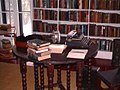 Hemingway's writing desk in Key West.jpg