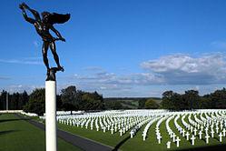 Henri-Chapelle memorial.