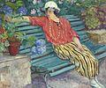 Henri Lebasque - Jeune femme aux hortensias.jpg