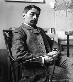 Henri Lebasque - Henri Lebasque, photo c.1900