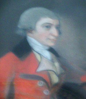 Sir Henry Harpur, 6th Baronet - Portrait of Sir Henry Harpur, by Thomas Lawrence, 1784