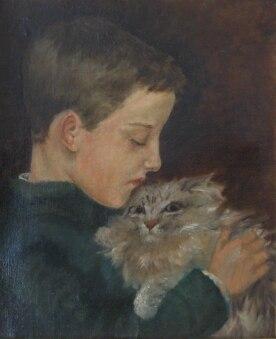 Henry L. Stimson, age 10