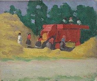 Herbert Masaryk - Image: Herbert Masaryk O žních