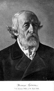 Herman Grimm scholar, writer