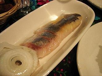 Brining - Brined herring