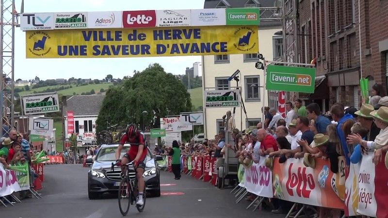 File:Herve - Flèche ardennaise, 22 juin 2014 (E53A).ogv