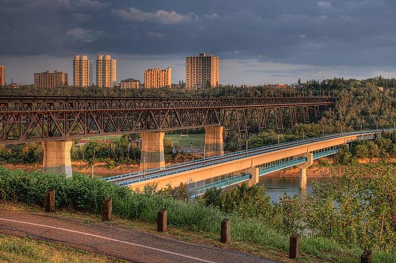 File:High Level Bridge Edmonton Alberta Canada 01 A.jpg