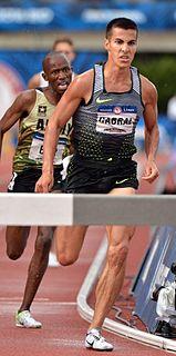 Donn Cabral American steeplechase runner
