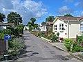 Hillbury Mobile Home Park Alderholt Dorset - geograph.org.uk - 297627.jpg
