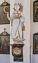 Himmelberg Pfarrkirche hl. Martin Statue der Sankta Notburga 24092021 1521.jpg