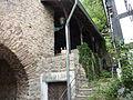 Hirtentor, Stadtseite, Aufgang zum OG.JPG