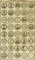 Historia Byzantina duplici commentario illustrata - prior, Familias ac stemmata imperatorum constantinopolianorum, cum eorundem augustorum nomismatibus, and aliquot iconibus - praeterea familias (14767467512).jpg