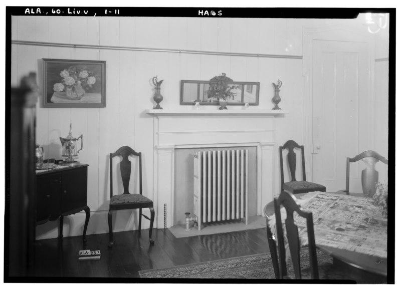 Livingston Dining Commons Club Room
