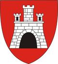 Feldioara coat of arms (Brașov)